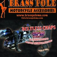 Brass Pole Motorcycle Accessories