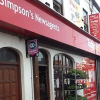 Today's Local Simpsons Newsagents, Antrim