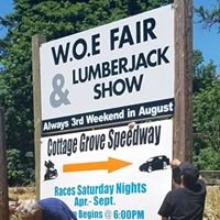 W.O.E Heritage Fair and Gene Campbell Memorial Lumber Jack Show