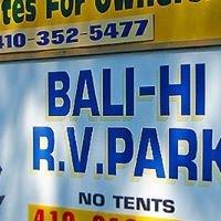 Bali Hi RV Park