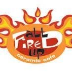All Fired Up Ceramic Cafe, Hampton