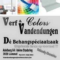 Verf & colors vandendungen