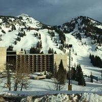 Aerie Restaurant & Lounge At Snowbird