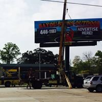 Bayou Signs Outdoor
