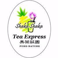Shaka Shaka Tea Express