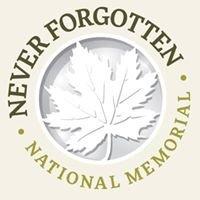 Never Forgotten National Memorial
