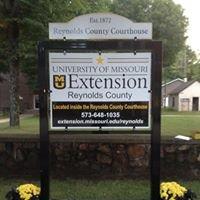 University of Missouri Reynolds County Extension Office