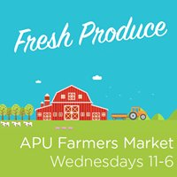 The Farmers Market at APU