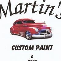 Martin's Custom Paint & Body