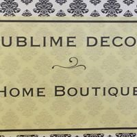 Sublime Decor, LLC