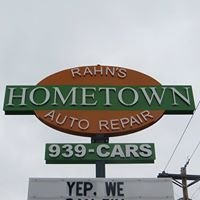 Rahn's Hometown Auto Repair, Inc. - Waterloo, IL