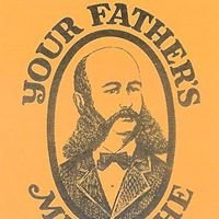 Your Father's Mustache Night clubs by Roger Kinnaman