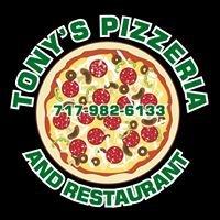 Tony's Pizzeria in Highspire