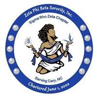Zetas of Cary - Zeta Phi Beta Sorority, Inc., Sigma Rho Zeta Chapter