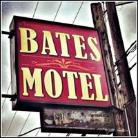 Norman Bates Motel of Fife
