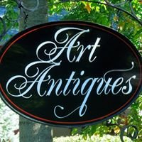 Art & Antiques and Blacksmith Shop