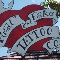 Real Fake Tattoo Co.