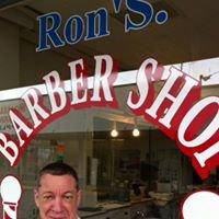Ron'S. Barber Shop