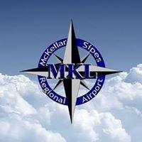 McKellar-Sipes Regional Airport
