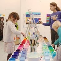 Zoe's Painting Studio