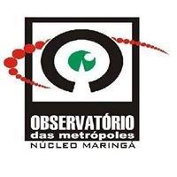 Observatório das Metrópoles - Núcleo Região Metropolitana de Maringá
