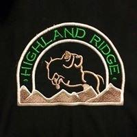 Highland Ridge Equestrian