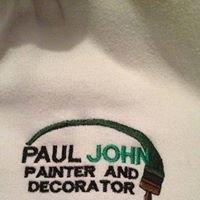 Paul john painter & decorator