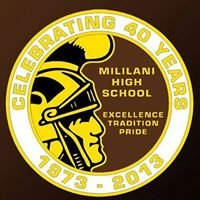 Mililani High School Class of '86