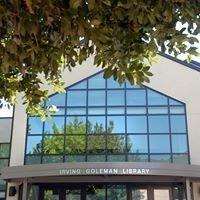 Goleman Library, San Joaquin Delta College