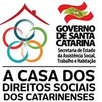 Secretaria de Estado da Assistência Social, Trabalho e Habitação