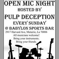 Babylon Music & Sports Bar