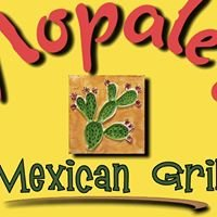 Nopale's Mexican Grill - Marion NC