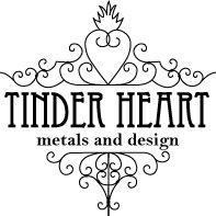 Tinder Heart metals and design