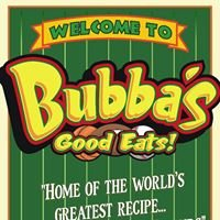 Bubba's Good Eats (NC)