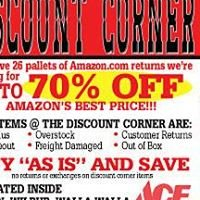 Discount Corner At Ace Hardware