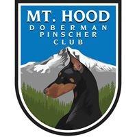 Mt Hood Doberman Pinscher Club