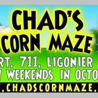 Chads Corn Maze