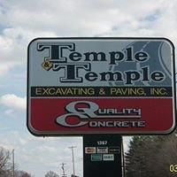 Temple & Temple Excavating & Paving, Inc.