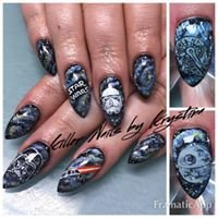 Killer Nails by Krystina