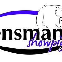 Lensman Show Pigs