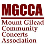 Mount Gilead Community Concerts Association - mgcca