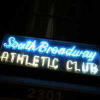 The Unofficial South Broadway Athletic Club Page