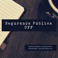 Segurança Pública - UFF