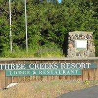 Three Creeks Hideaway