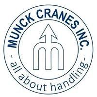 Munck Cranes Inc