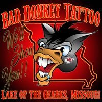 Bad Donkey Tattoo Co.