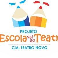 Projeto A Escola vai ao Teatro - Cia Teatro Novo