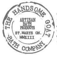 The Handsome Goat Bath Company