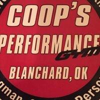 Coop's Performance Gym LLC