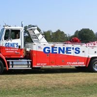 Gene's Tire and Wrecker Services